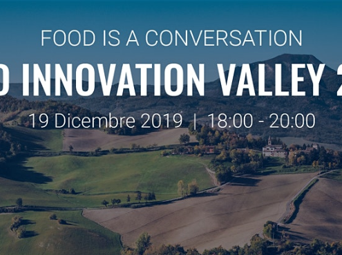 Food is a conversation: Food Innovation Valley 2020