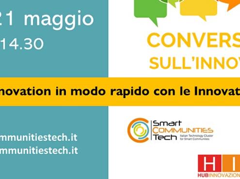 Conversazioni sull'innovazione
