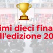 I 10 finalisti della #StartCupER 2020