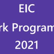 eic work programme