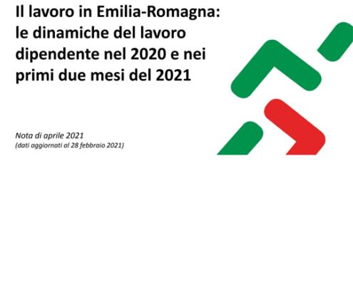 Il lavoro in Emilia-Romagna