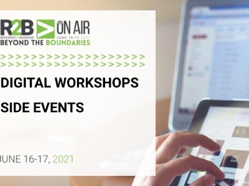 Digital workshop - Side events