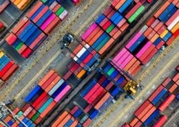 Commercio estero primo semestre 2021