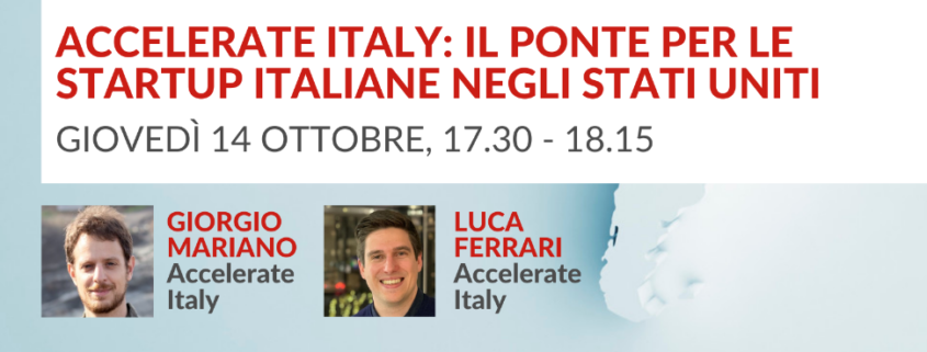 Accelerate Italy